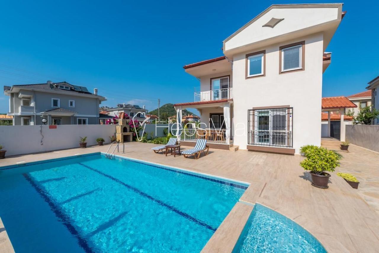 Dalyan'da 3 Yatak Odalı Kiralık Harika Yazlık Villa Ceylin - Hepsi Villa