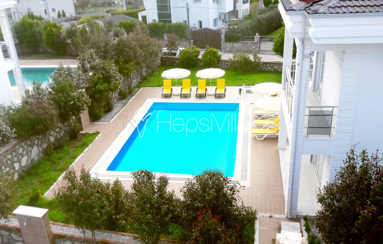 Villa Bera 3, Fethiye Ovacık'ta Konumlanmış 8 Kişilik Villa - Hepsi Villa