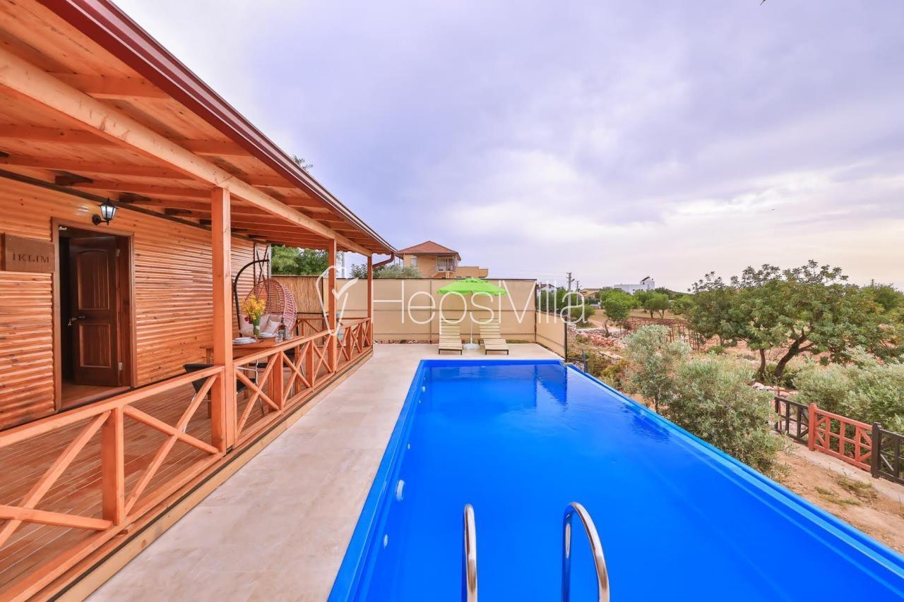 Villa İklim Kaş, Antalya Kaş ta havuzlu balayı villası   - Hepsi Villa