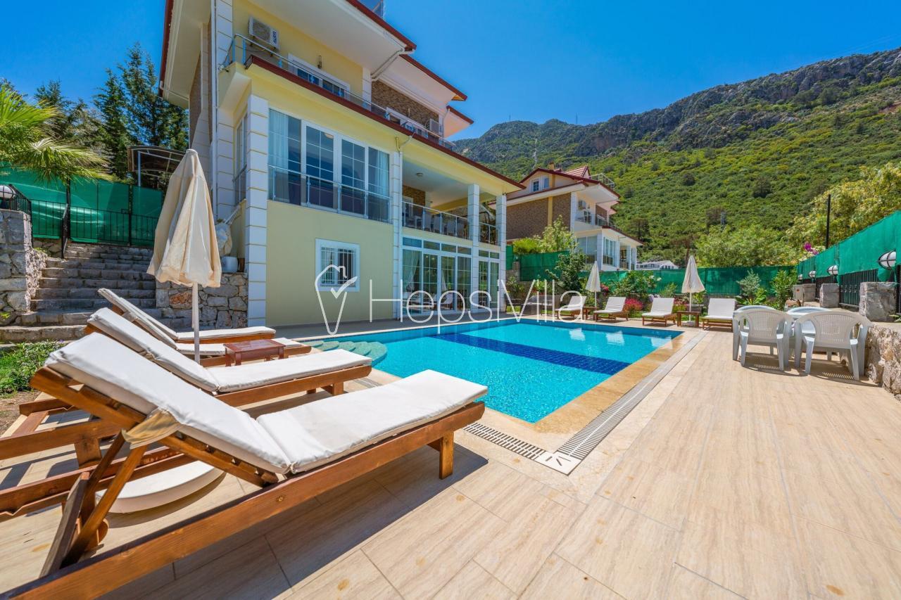 Villa Sunny Hill, Ölüdeniz Ovacıkta 12 Kişilik Villa  - Hepsi Villa