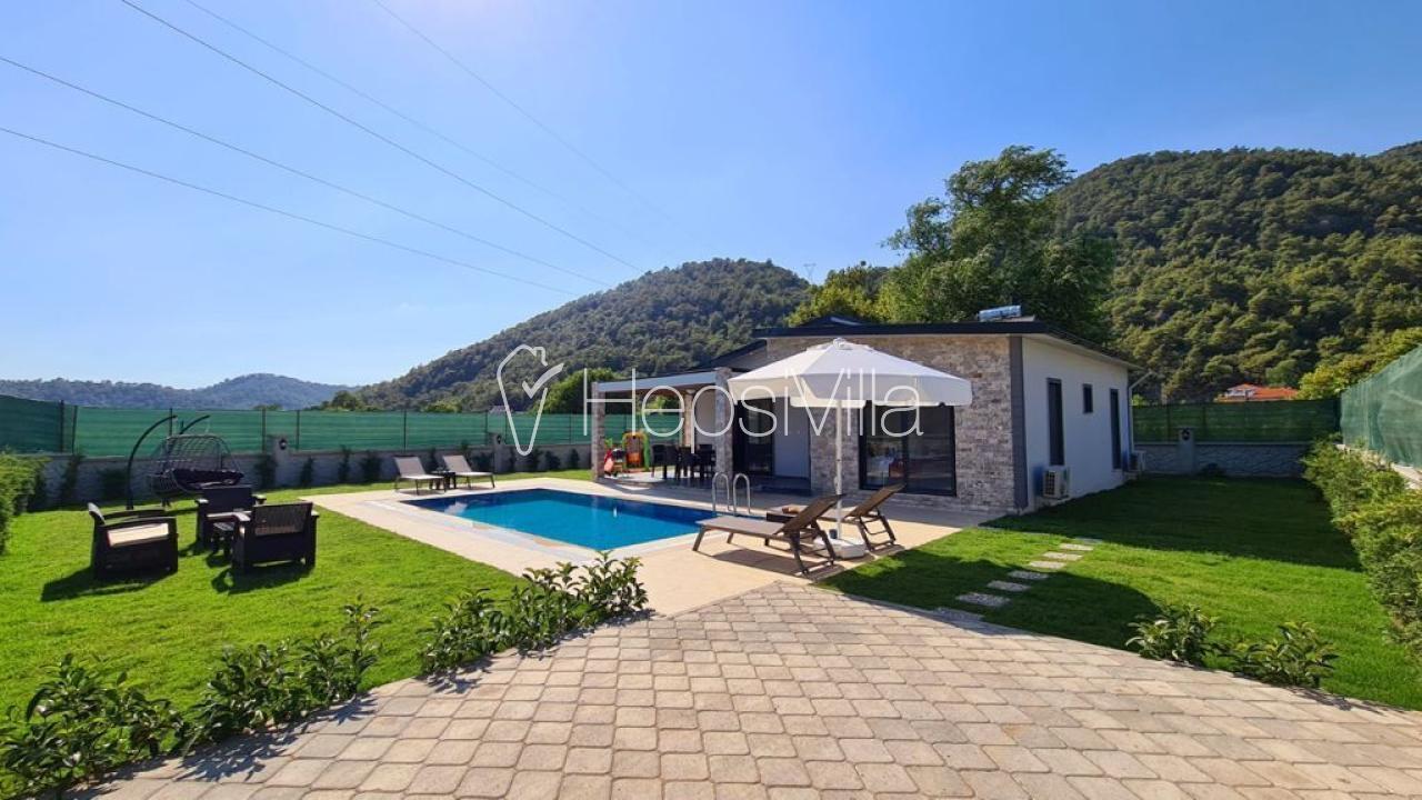 Villa Yasmin 2, Göcek İnlice'de 4 Kişilik Müstakil Villa - Hepsi Villa