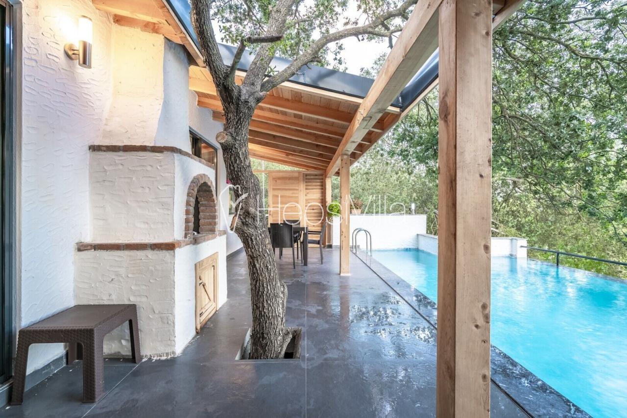 Villa Zen, Fethiye Kayaköy'de jakuzili balayı villasıdır. - Hepsi Villa