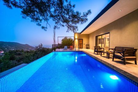Villa Çam Esintisi