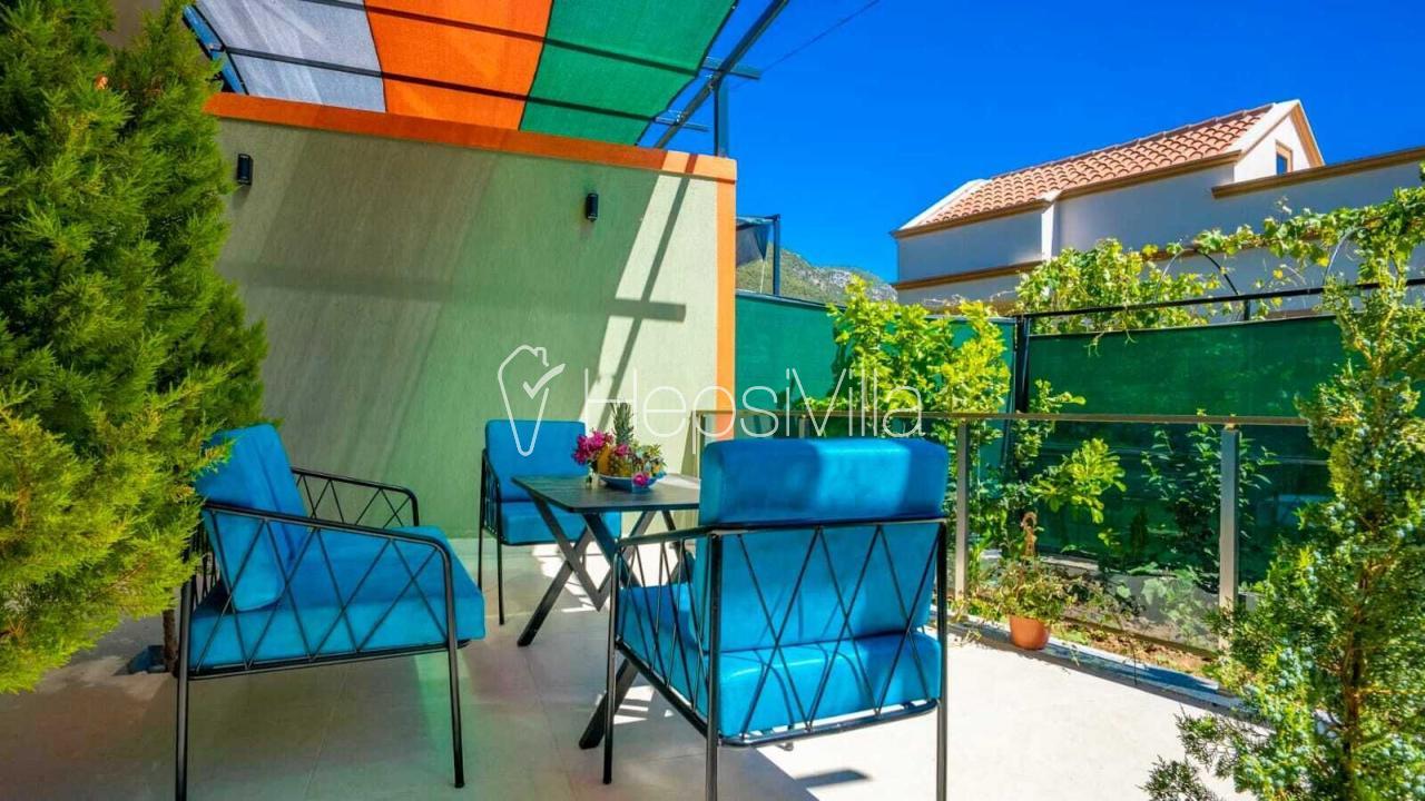 Villa Yeşil Bahçe , Akbel bölgesinde yer alan tatil villası  - Hepsi Villa