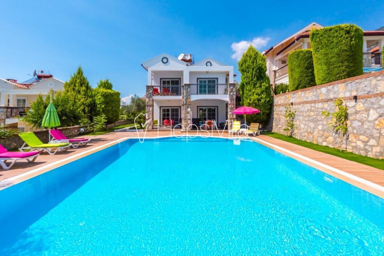 Villa Avcı, Ölüdeniz Ovacık'ta 6 Kişilik Kiralık Villa - Hepsi Villa