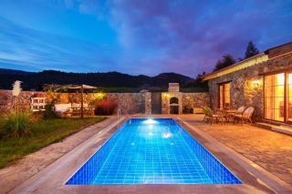 Villa Meryem, Fethiye Kayaköy Kınalı Mevkiinde Yazlık Villa