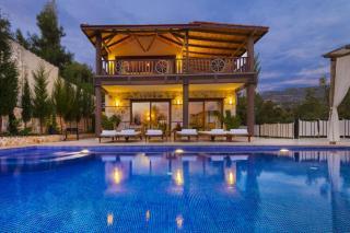Villa Duygu, Kalkan İslamlarda Engelli Dostu Kiralık Villa