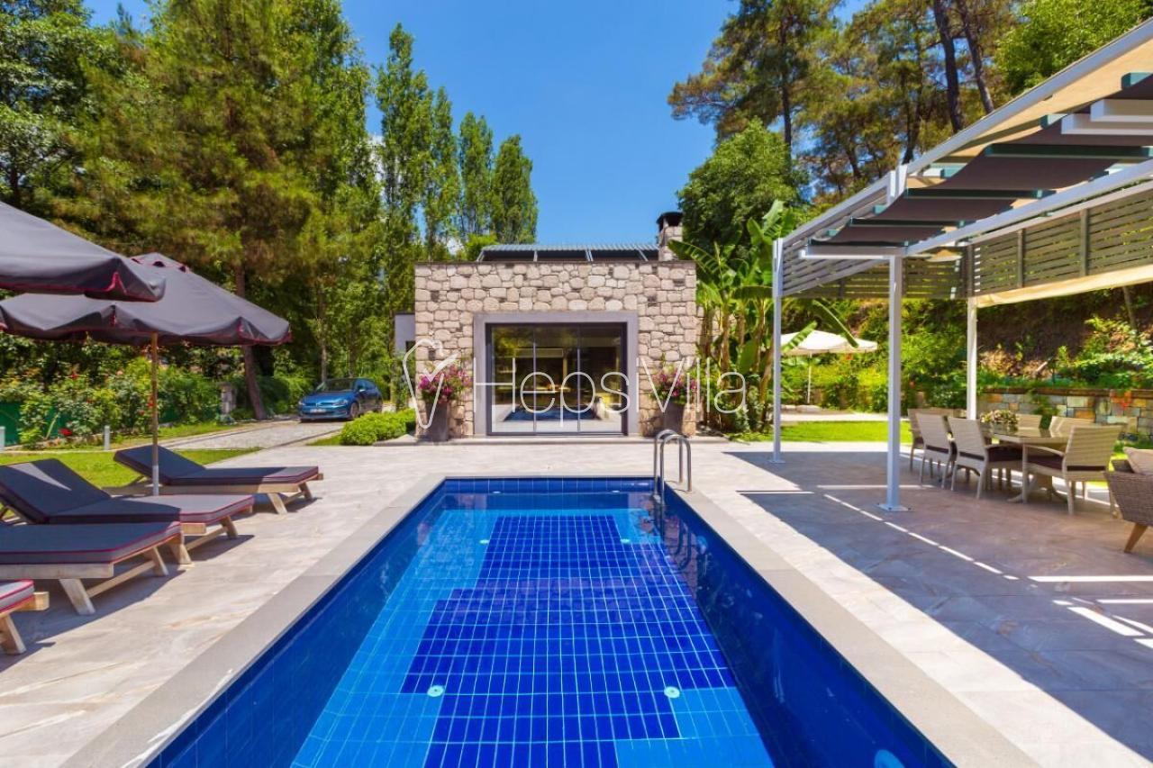 The Waterside, Göcek İnlicede Ultra Lüks Kiralık Villa - Hepsi Villa