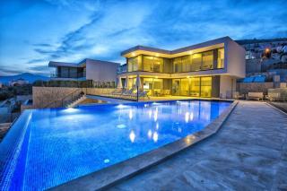 Villa Aquamarine, Kalkan Ortaalanda Lüks Kiralık Villa