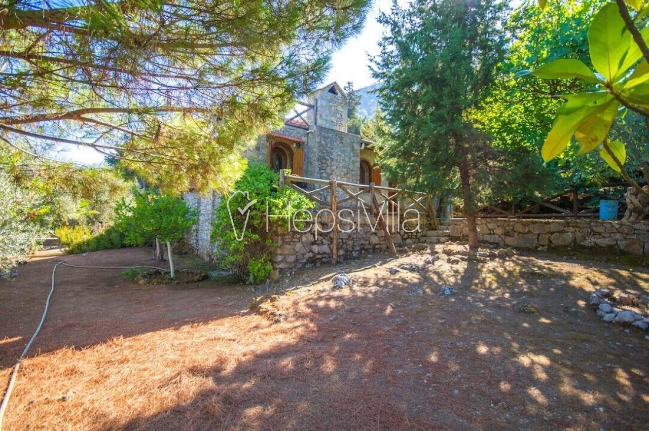 Chalet Vista, Marmaris Bozburun'da Bulunan 3 Odalı Tatil Villası - Hepsi Villa