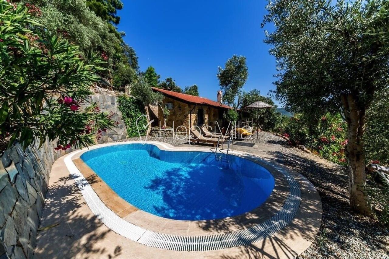 Villa Punto, Gökova'da Bulunan 2 Yatak Odalı Tatil Villası. - Hepsi Villa