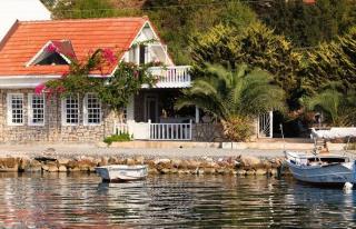 Villa La Mer, Denize Sıfır Harika Manzaralı Balayı Villası