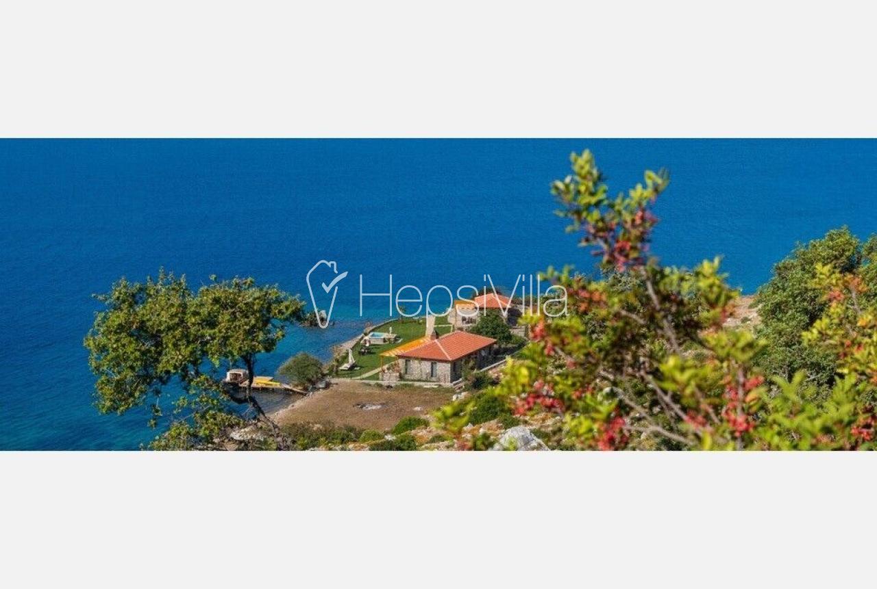 Villa Kuzbük Denize Sıfır Ultra Lüks Kiralık Yazlık Villa. - Hepsi Villa