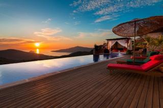 Villa İlba, Kalkan Kördere'de Bulunan Ultra Lüks Kiralık Villa