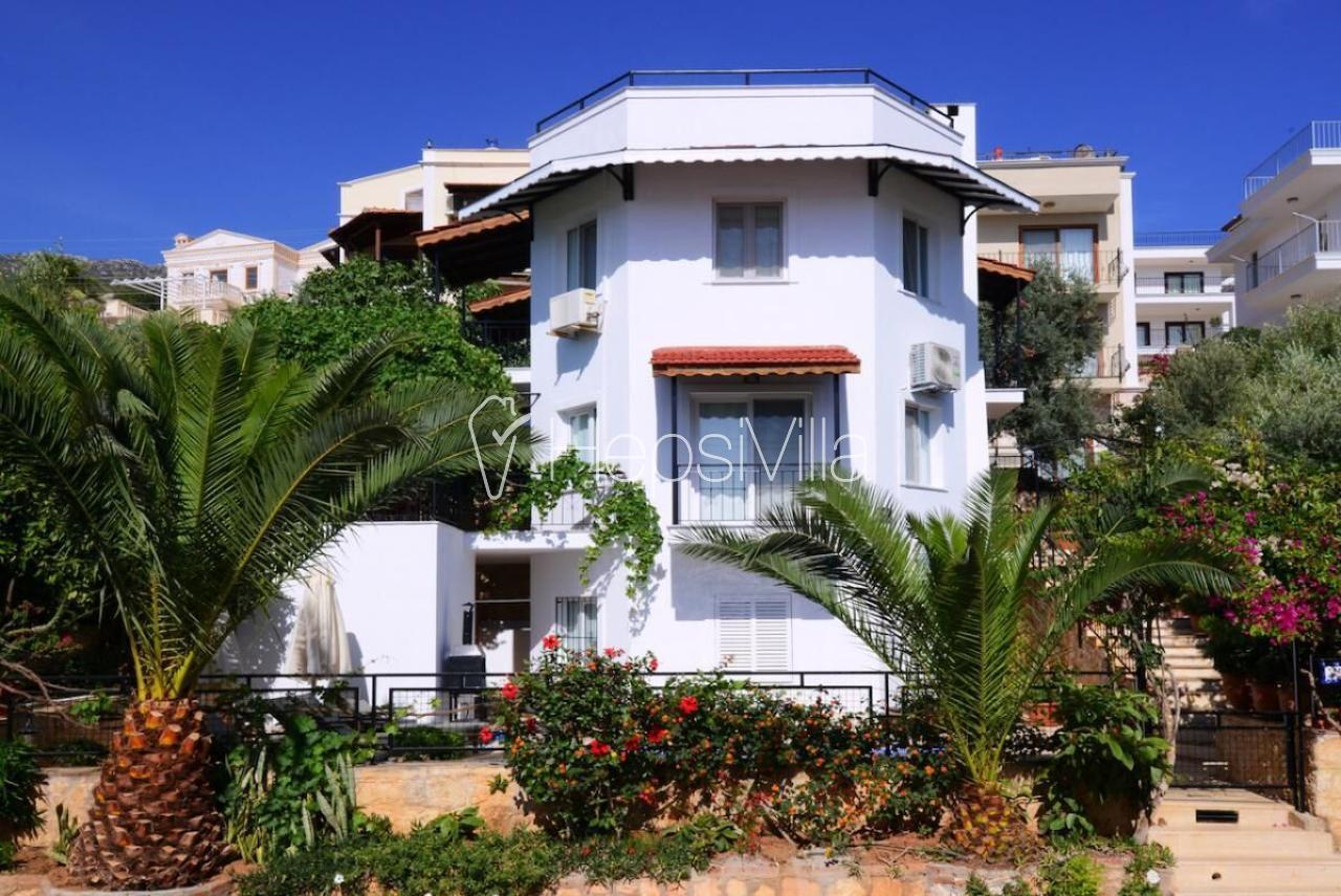 Villa Mercan-2, Kısmen Korunaklı Denize Yakın - Hepsi Villa