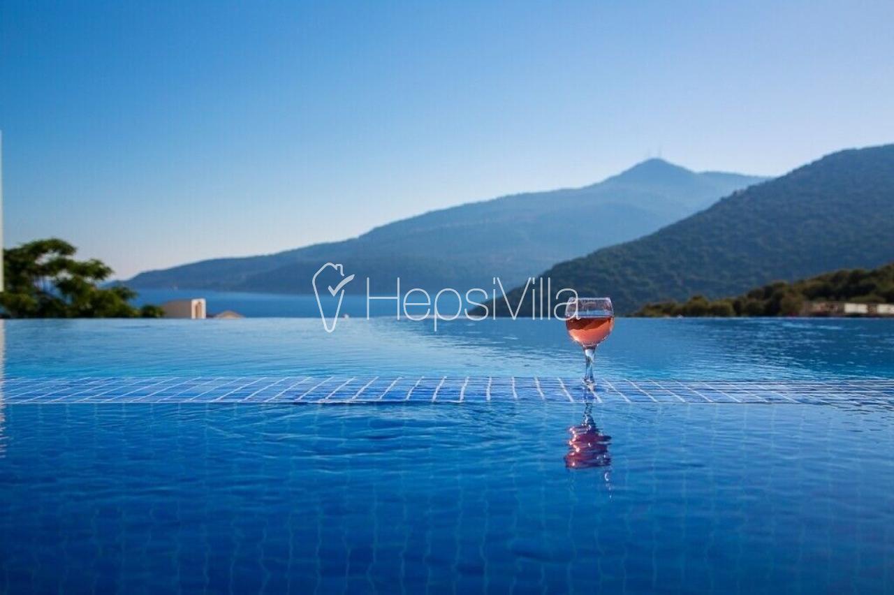 Villa Seascape, Kalkan Kalamar'da Ultra Lüks Havuzlu Villa. - Hepsi Villa
