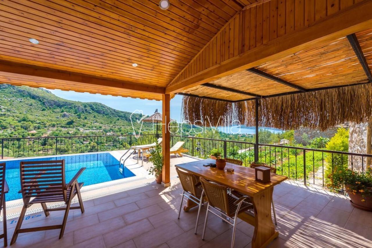 Villa Klaas, Marmaris Söğütte 3 Odalı Havuzu Korunaklı Villa. - Hepsi Villa