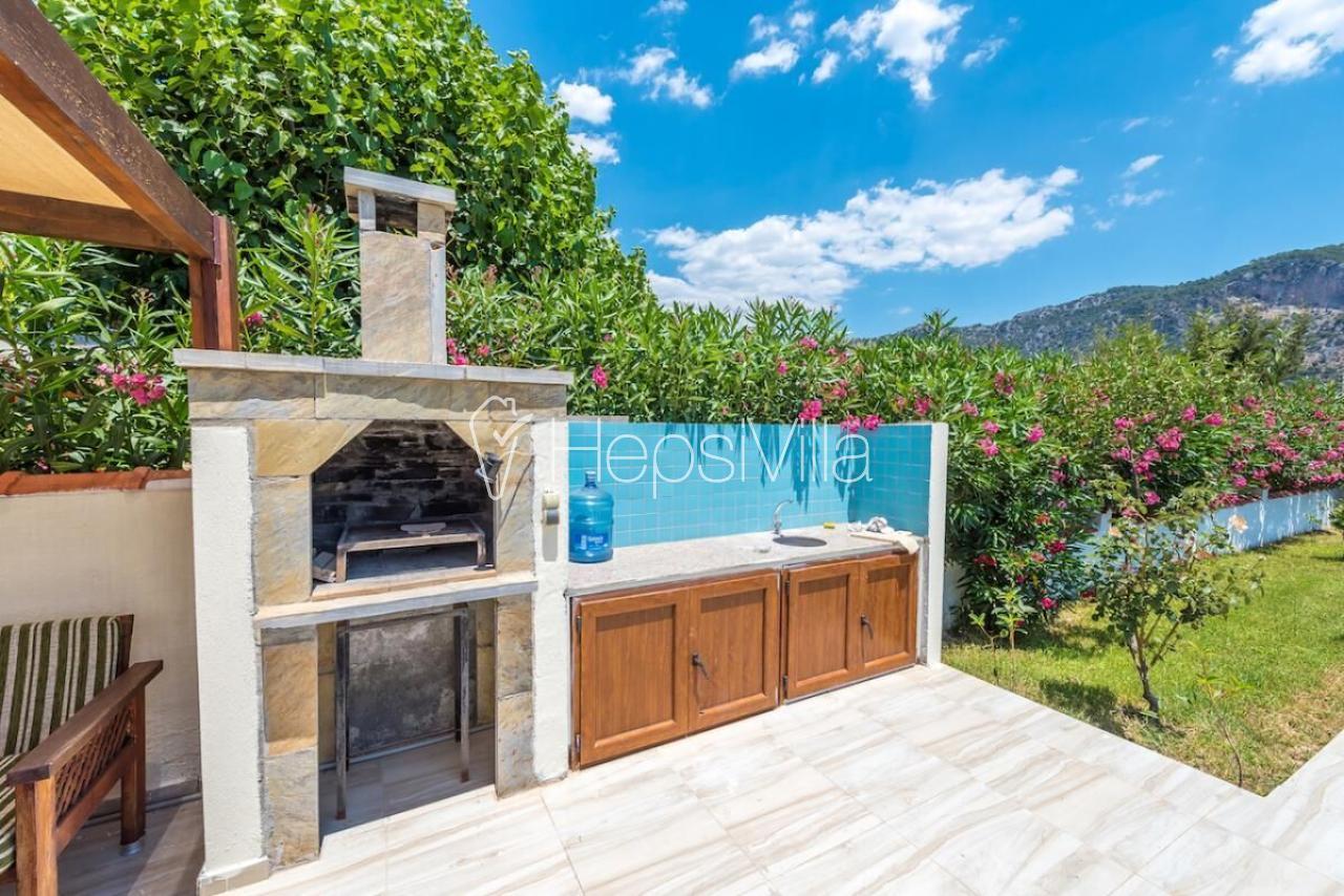Villa Venüs, Dalyan'da 5 Süit Odalı 10 Kişilik Kiralık Villa. - Hepsi Villa