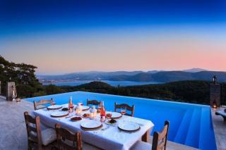Villa Sascha, Havuzu Korunaklı 3 Yatak Odalı Yazlık Tatil Villası