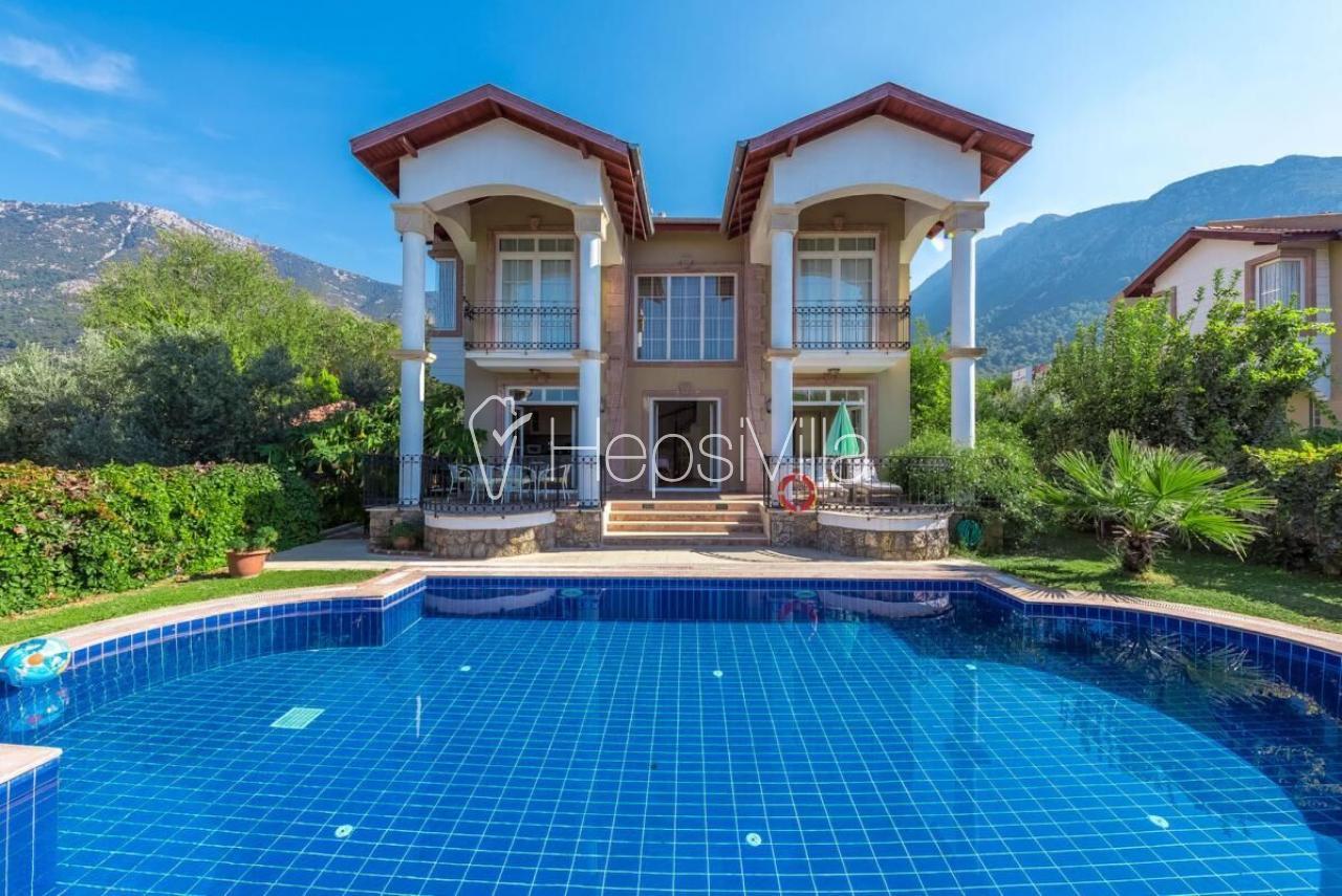 Villa Pegasus, Ölüdeniz'de 3 Odalı Özel Havuzlu Kiralık Villa - Hepsi Villa