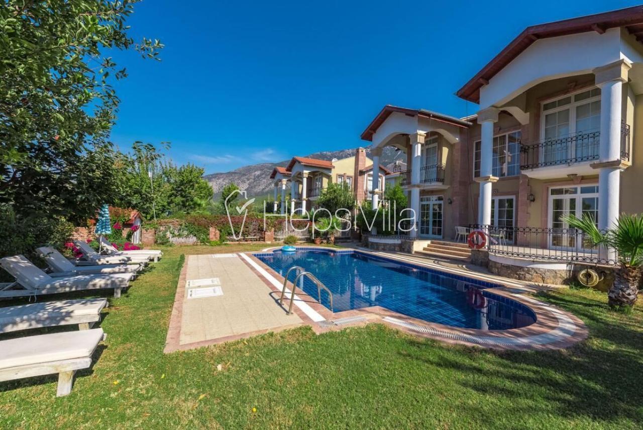 Villa Sun, Ovacık'ta  Merkeze Yakın 3 Yatak Odalı Yazlık Villa. - Hepsi Villa