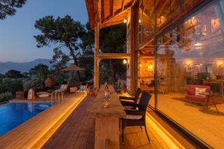 Casa Liz Taylor, Patara'da Havuz Isıtmalı Balayı Villası.