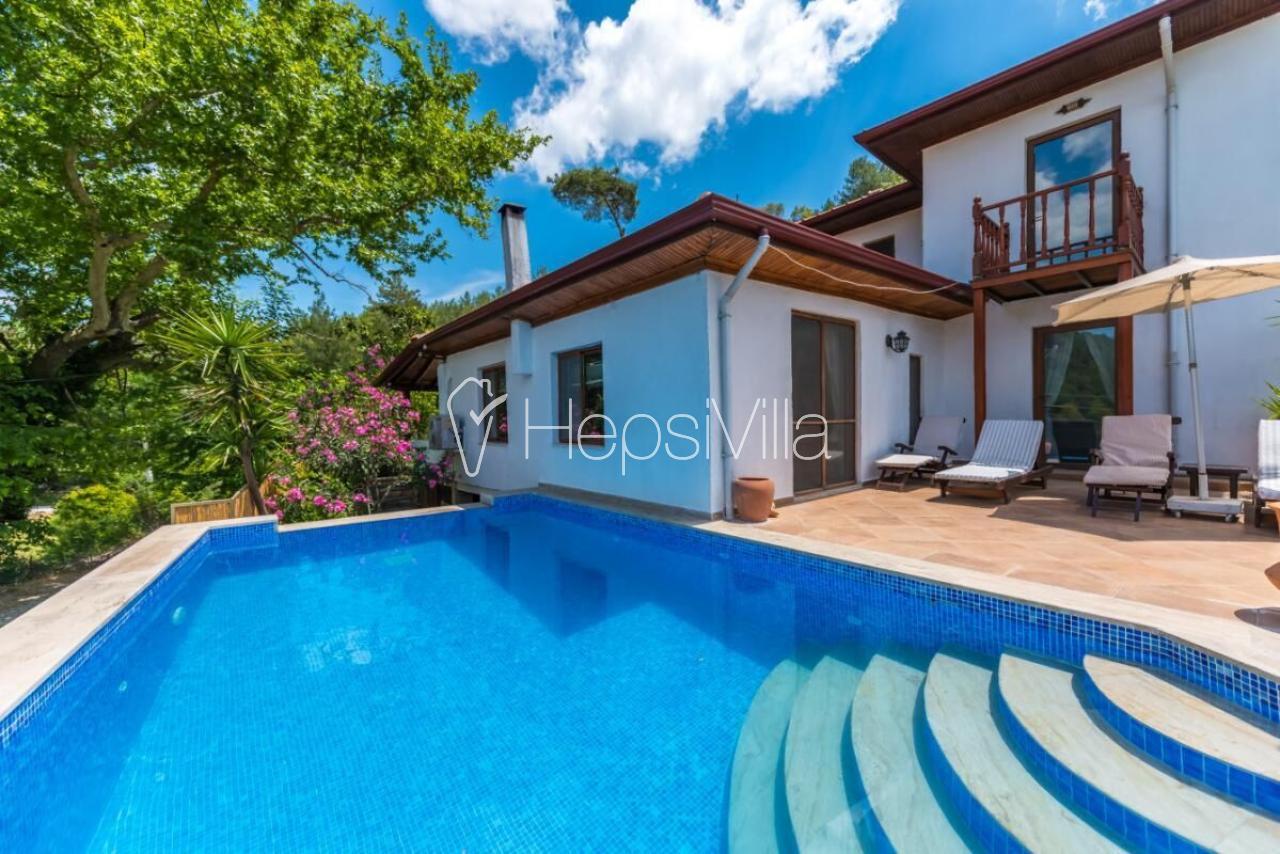 Villa Zambak, Gökova Çıtlık  Doğa İçerisinde Kiralık Villa - Hepsi Villa