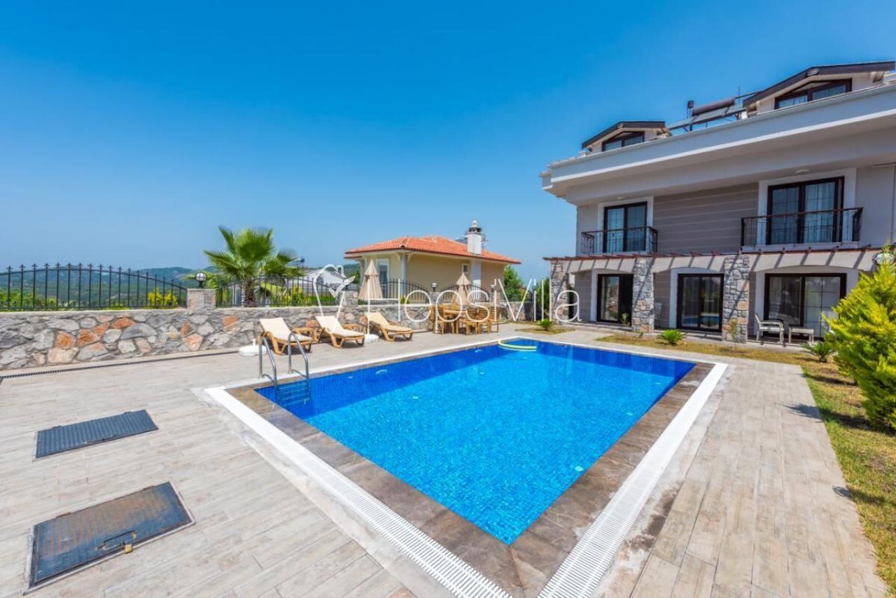 Villa Olivya Ölüdenizde 5 Odalı Özel Havuzlu Kiralık Villa - Hepsi Villa