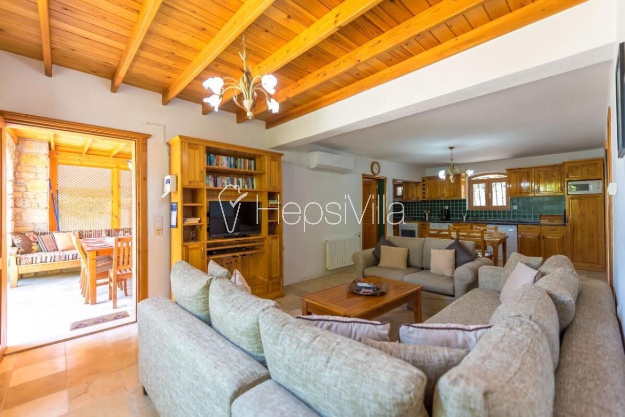 Villa Taner, Bodrum'da 4 süit odalı özel havuzlu müstakil villa. - Hepsi Villa