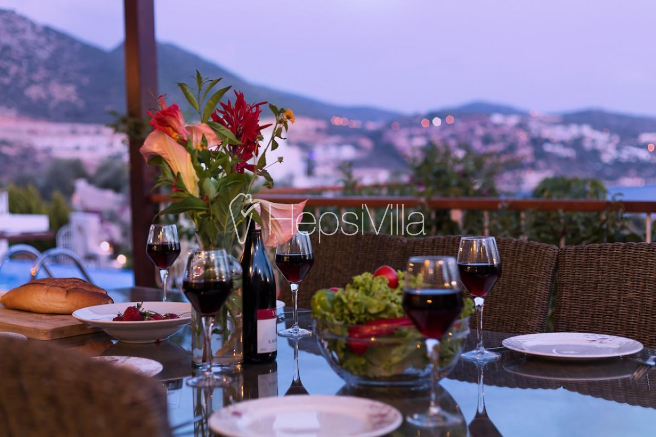 Villa Lycia View, Denize Yakın Ultra Lüks Kiralık Villa. - Hepsi Villa
