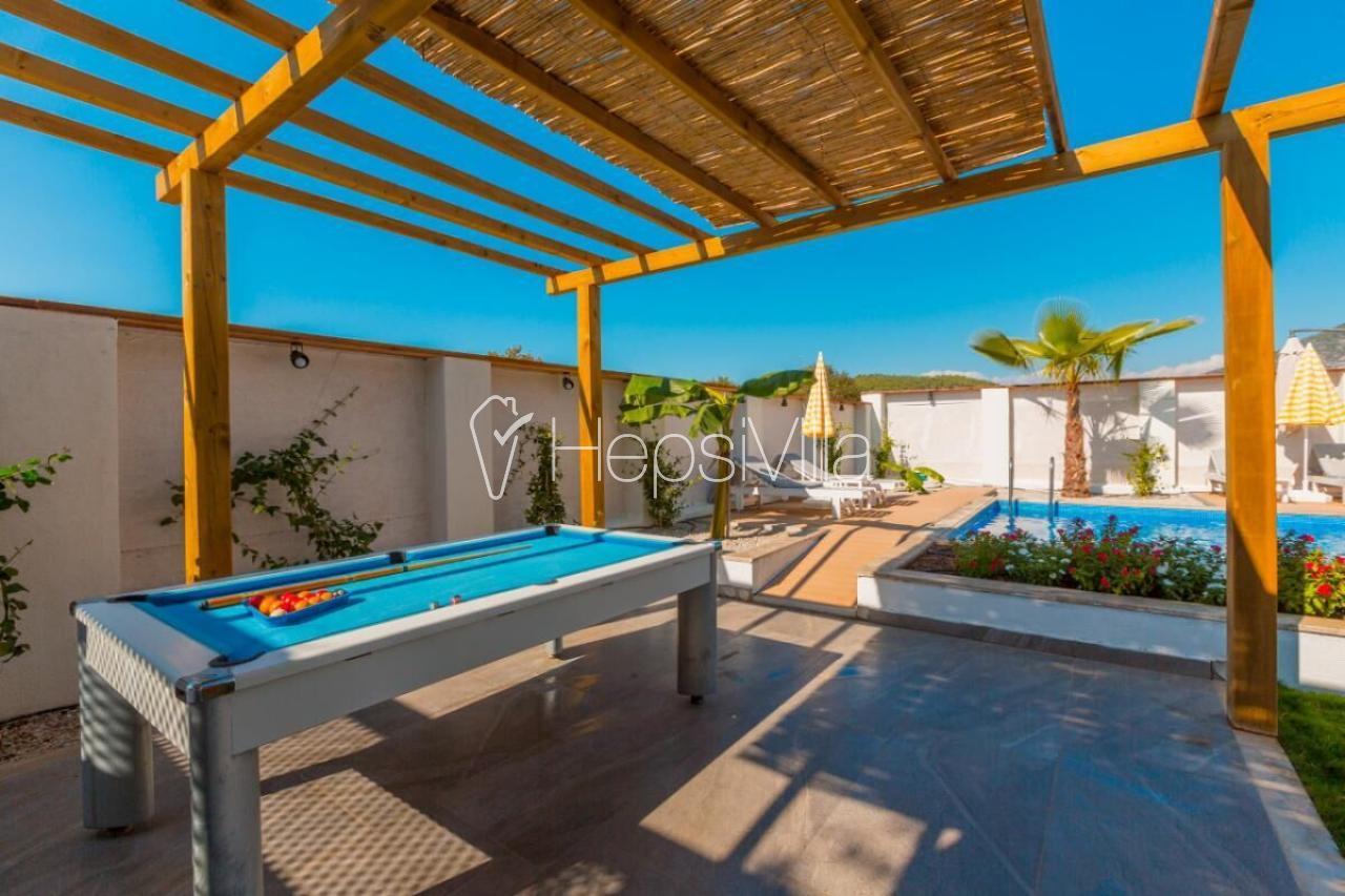 Pandora Evi, Balayı çiftleri veçekirdek ailele aileler villa. - Hepsi Villa