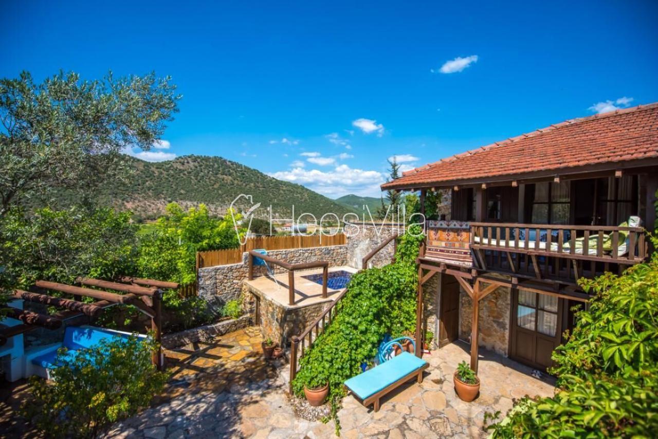 Villa Magnus, Fethiye Kayaköy'de 1 Odalı Muhafazakar Villa. - Hepsi Villa